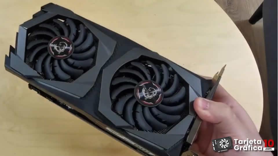 Nvidia GTX 1660 Ti Opiniones y Review