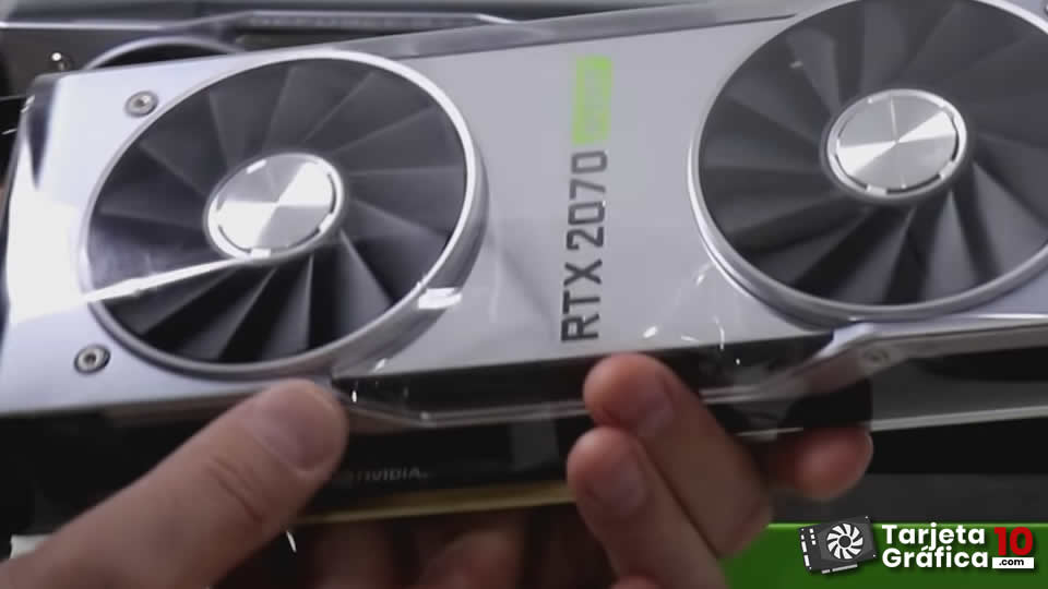 Nvidia RTX 2070 SUPER Opiniones y Review