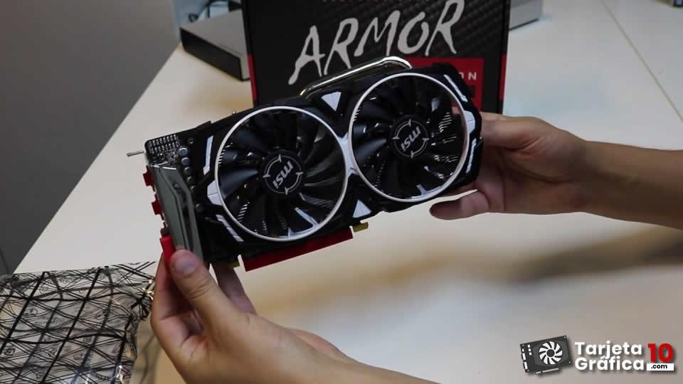 AMD Radeon RX 570 Opiniones y Review